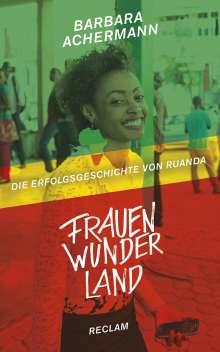 Barbara Achermann: Frauenwunderland, Buch
