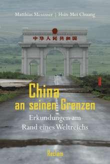 Matthias Messmer: China an seinen Grenzen, Buch
