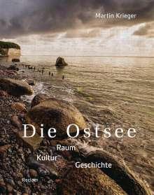 Martin Krieger: Die Ostsee, Buch