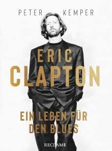 Peter Kemper: Eric Clapton, Buch