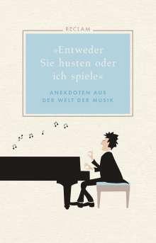 Hans Martin Ulbrich: »Entweder Sie husten oder ich spiele«, Buch
