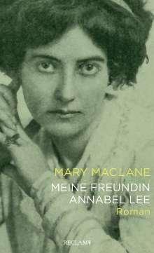 Mary Maclane: Meine Freundin Annabel Lee, Buch