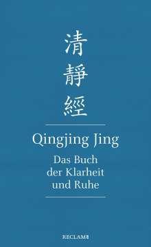 Qingjing Jing. Das Buch der Klarheit und Ruhe, Buch