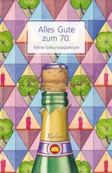 Alles Gute zum 70., Buch
