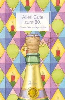 Alles Gute zum 80., Buch