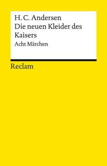 Hans Christian Andersen: Die neuen Kleider des Kaisers, Buch