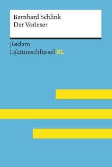 Sascha Feuchert: Bernhard Schlink: Der Vorleser, Buch