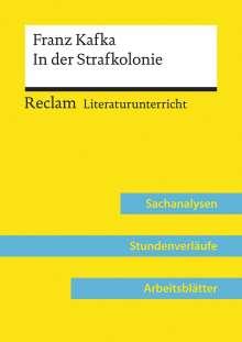 Ulf Abraham: Franz Kafka: In der Strafkolonie (Lehrerband), Buch