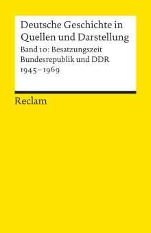 Deutsche Geschichte 10 in Quellen und Darstellungen, Buch