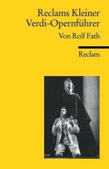 Reclams Kleiner Verdi-Opernführer, Buch
