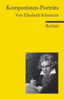 Elisabeth Schmierer: Komponisten-Porträts, Buch