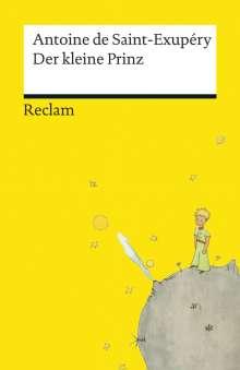 Antoine de Saint-Exupéry: Der kleine Prinz, Buch