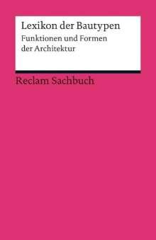 Lexikon der Bautypen, Buch