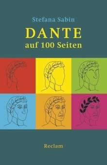 Stefana Sabin: Dante auf 100 Seiten, Buch