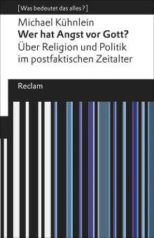 Michael Kühnlein: Wer hat Angst vor Gott?, Buch