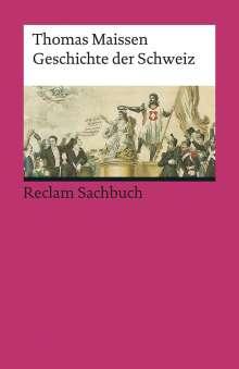 Thomas Maissen: Geschichte der Schweiz, Buch