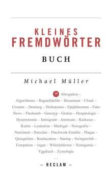 Michael Müller: Kleines Fremdwörterbuch, Buch