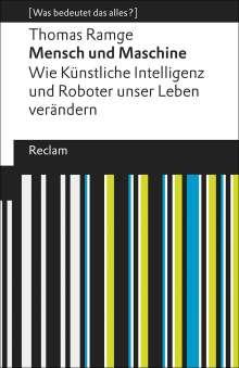 Thomas Ramge: Mensch und Maschine, Buch