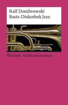 Ralf Dombrowski: Basis-Diskothek Jazz, Buch