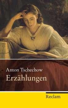 Anton Tschechow: Erzählungen, Buch