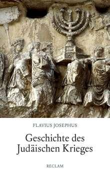 Josephus Flavius: Geschichte des Judäischen Krieges, Buch