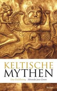 Miranda Jane Green: Keltische Mythen, Buch