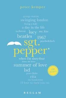 Peter Kemper: Sgt. Pepper. 100 Seiten, Buch