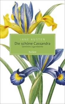 Jane Austen: Die schöne Cassandra, Buch