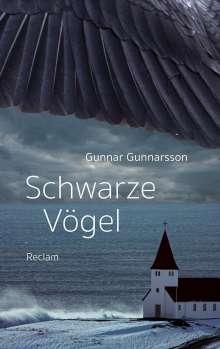 Gunnar Gunnarsson: Schwarze Vögel, Buch