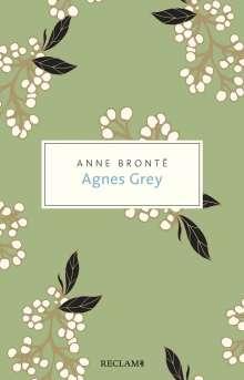 Anne Brontë: Agnes Grey, Buch