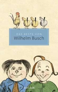 Wilhelm Busch: Das Beste von Wilhelm Busch, Buch