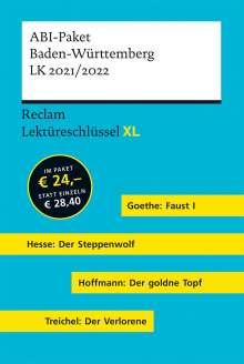 Mario Leis: Lektüreschlüssel XL. ABI-Paket Baden-Württemberg LK 2021/2022, Buch