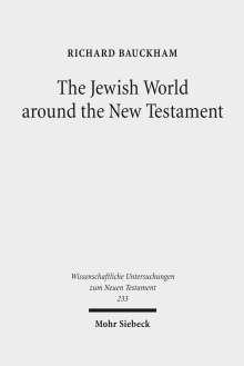 Richard Bauckham: The Jewish World around the New Testament, Buch
