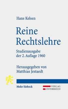 Hans Kelsen: Reine Rechtslehre, Buch