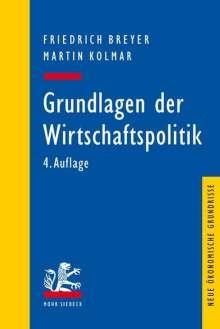Friedrich Breyer: Grundlagen der Wirtschaftspolitik, Buch