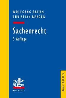 Wolfgang Brehm: Sachenrecht, Buch