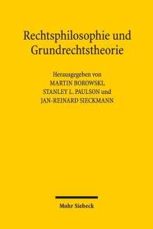 Rechtsphilosophie und Grundrechtstheorie, Buch