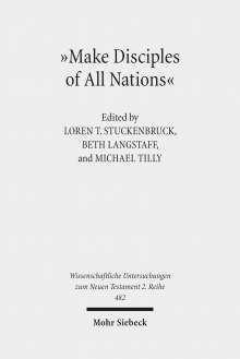 """""""Make Disciples of All Nations"""", Buch"""