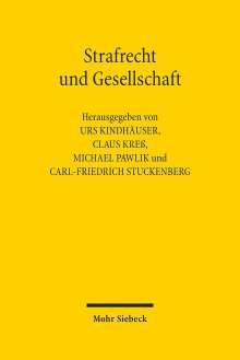 Strafrecht und Gesellschaft, Buch