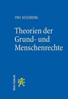 Ino Augsberg: Theorien der Grund- und Menschenrechte, Buch