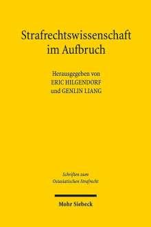 Strafrechtswissenschaft im Aufbruch, Buch