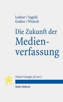 Karl-Heinz Ladeur: Die Zukunft der Medienverfassung, Buch