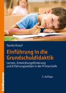 Tassilo Knauf: Einführung in die Grundschuldidaktik, Buch