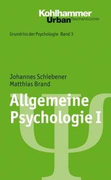 Matthias Brand: Allgemeine Psychologie I, Buch