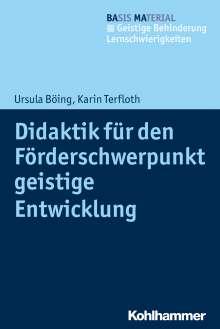 Ursula Böing: Didaktik für den Förderschwerpunkt geistige Entwicklung, Buch