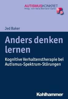 Jed Baker: Anders denken lernen, Buch