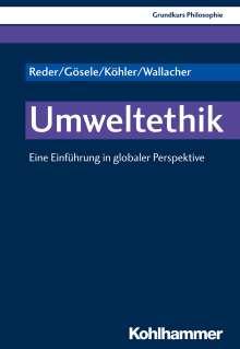 Michael Reder: Umweltethik, Buch