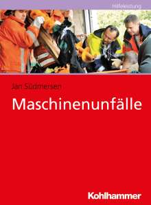 Jan Südmersen: Maschinenunfälle, Buch
