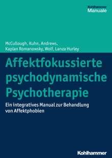 Leigh McCullough: Affektfokussierte psychodynamische Psychotherapie, Buch