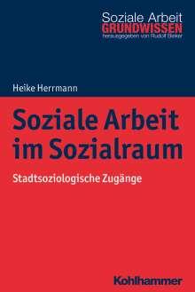 Heike Herrmann: Soziale Arbeit im Sozialraum, Buch